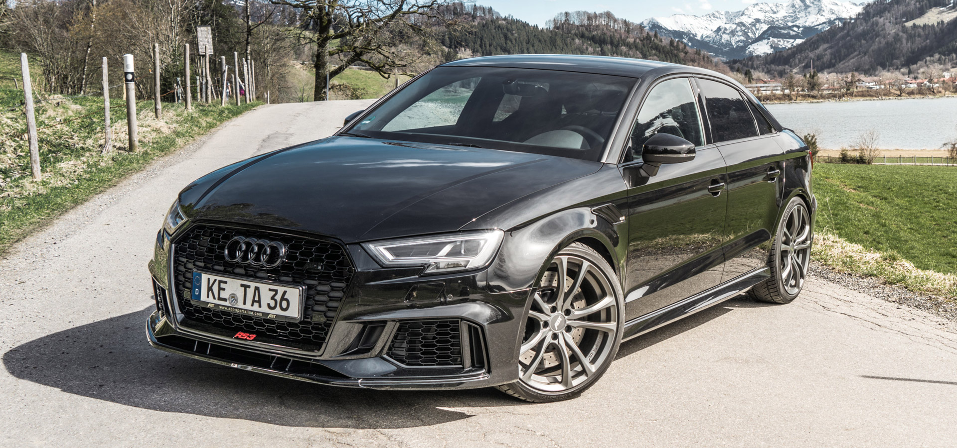 ABT Audi A3, S3 and RS3