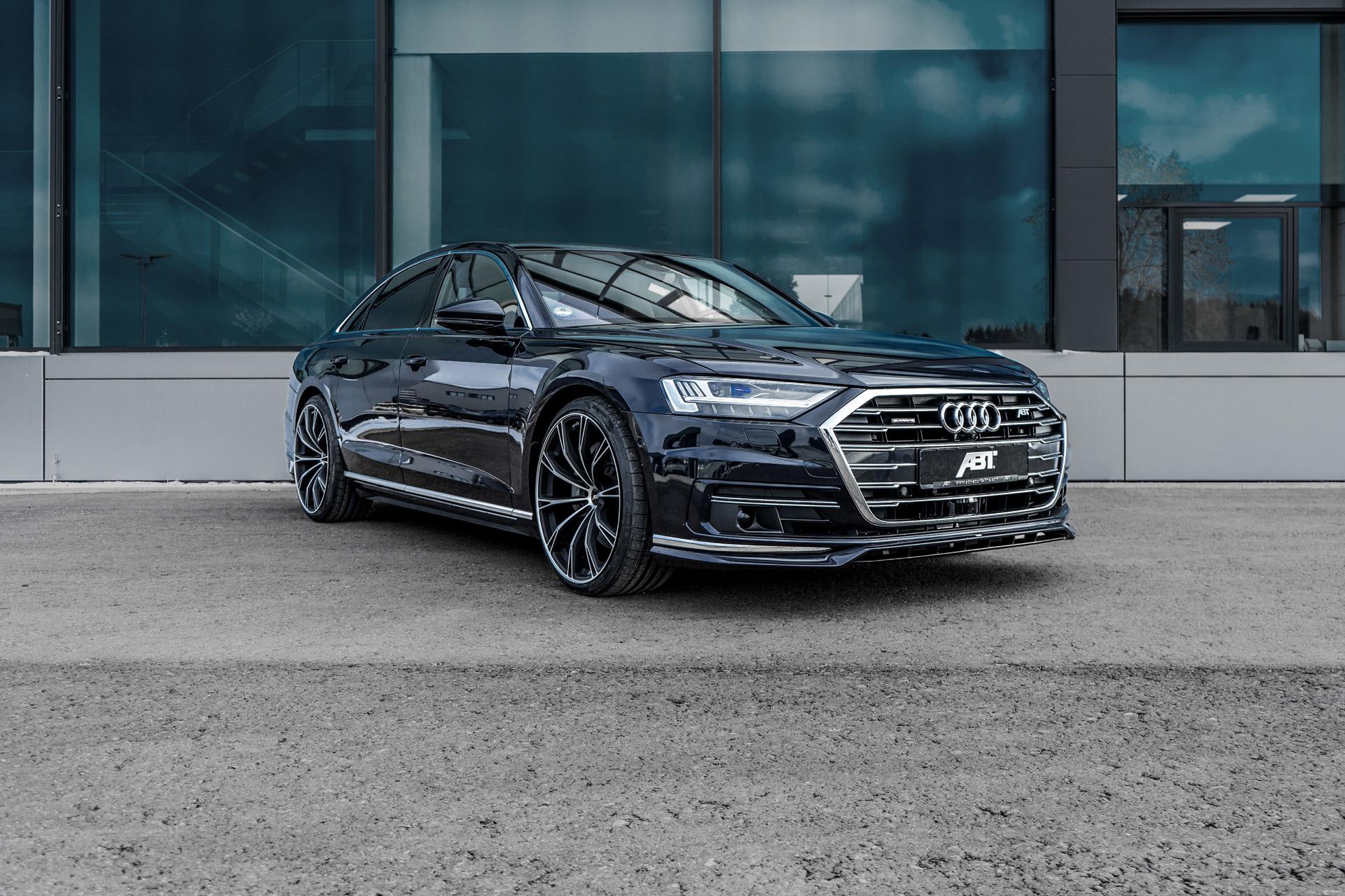 ABT 2019 Audi A8
