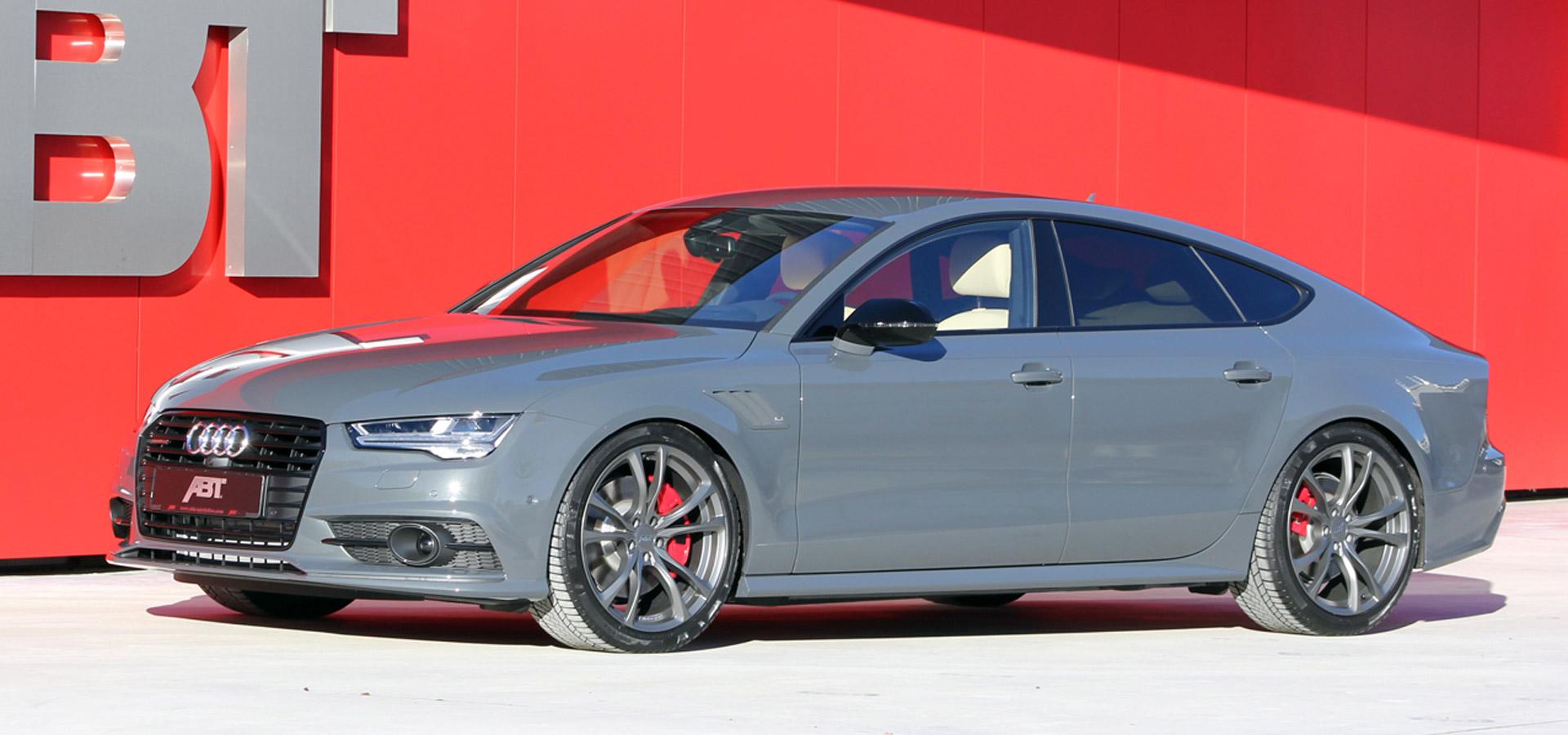 Audi A7, S7 & RS7