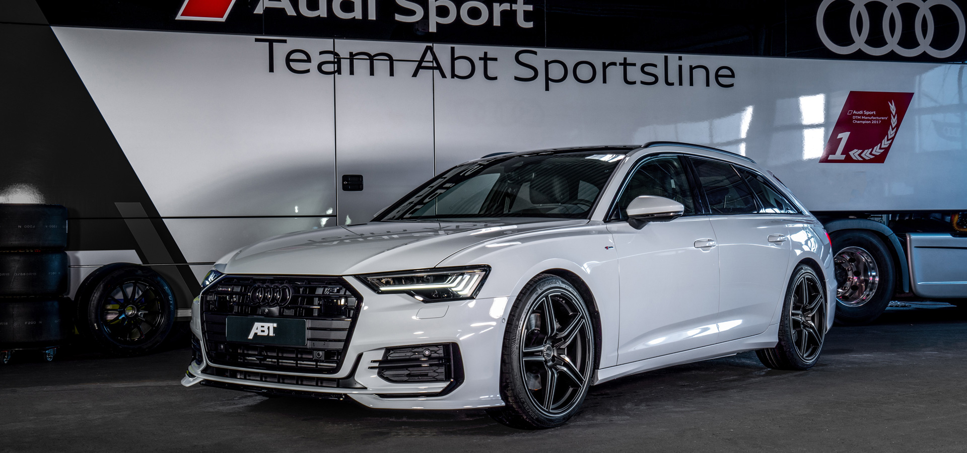 Audi A6 (from 2019) and S6 (from 2020)