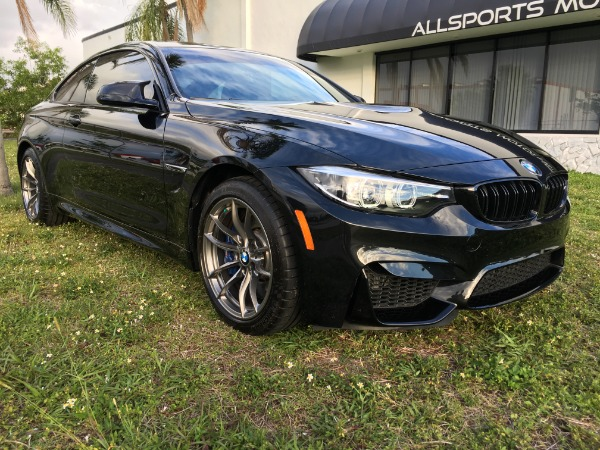 Used 2018 BMW M4  | Miami, FL n7