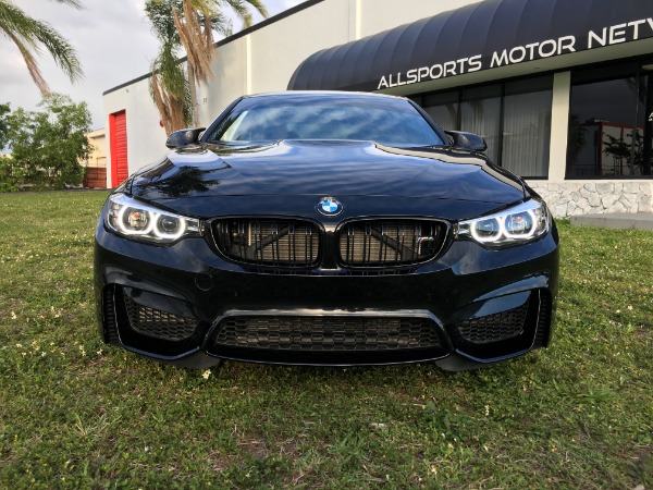 Used 2018 BMW M4  | Miami, FL n8