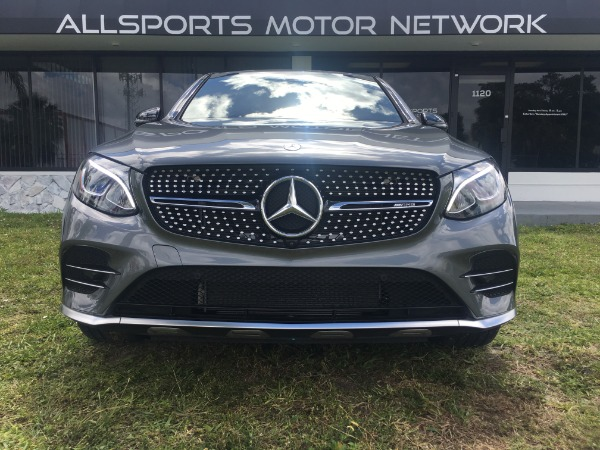 Used 2017 Mercedes-Benz GLC Coupe AMG GLC 43 Coupe | Miami, FL n14