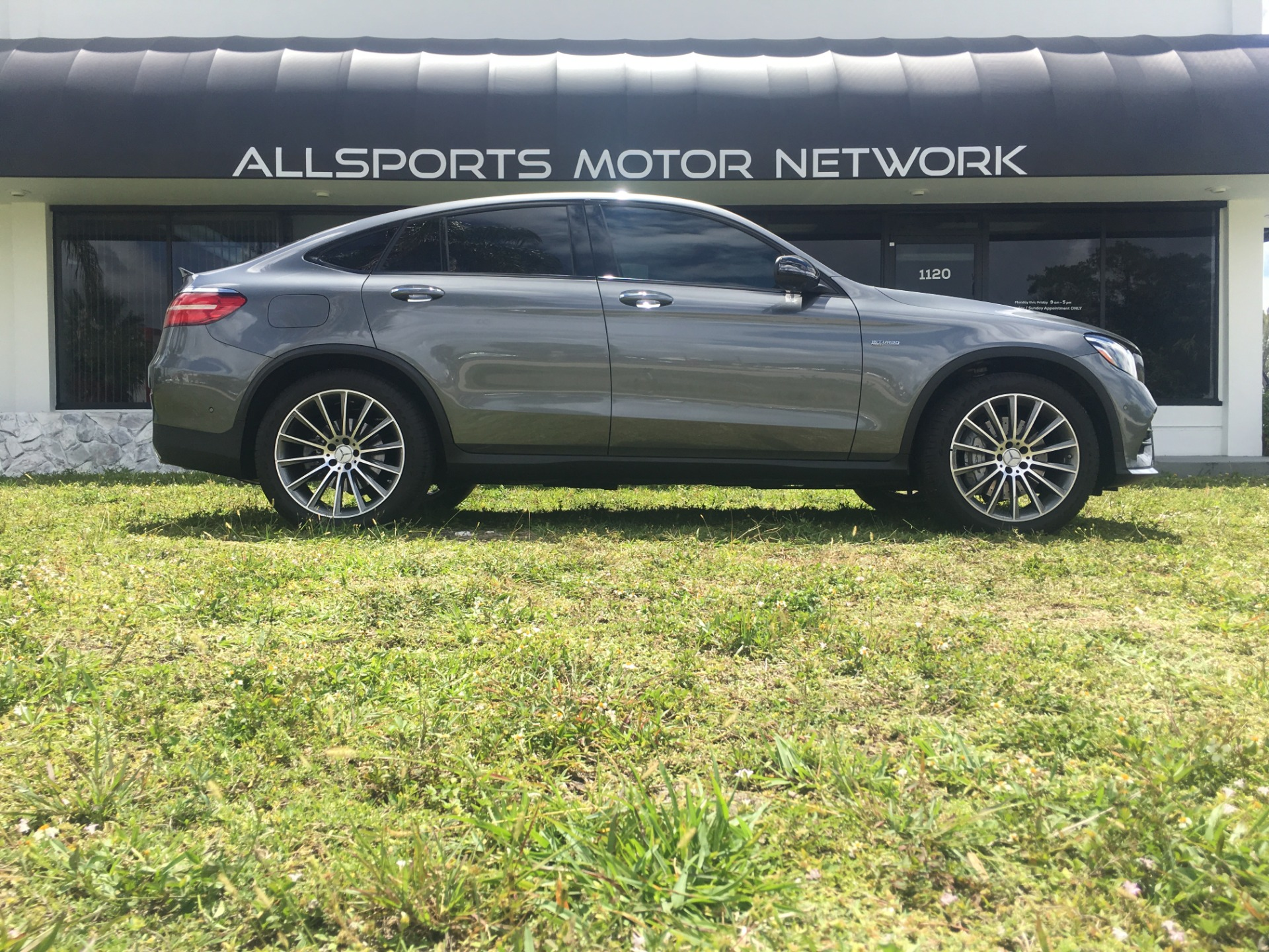 Used 2017 Mercedes-Benz GLC Coupe AMG GLC 43 Coupe | Miami, FL