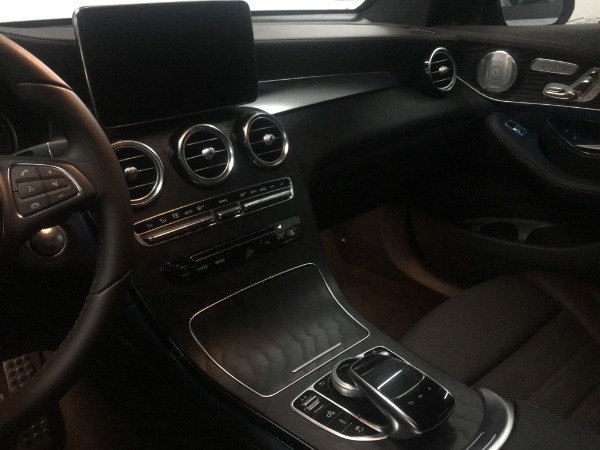 Used 2017 Mercedes-Benz GLC Coupe AMG GLC 43 Coupe | Miami, FL n36