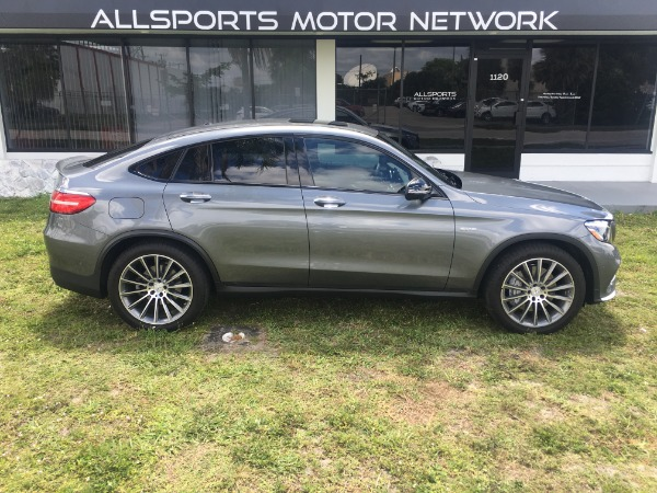 Used 2017 Mercedes-Benz GLC Coupe AMG GLC 43 Coupe | Miami, FL n4