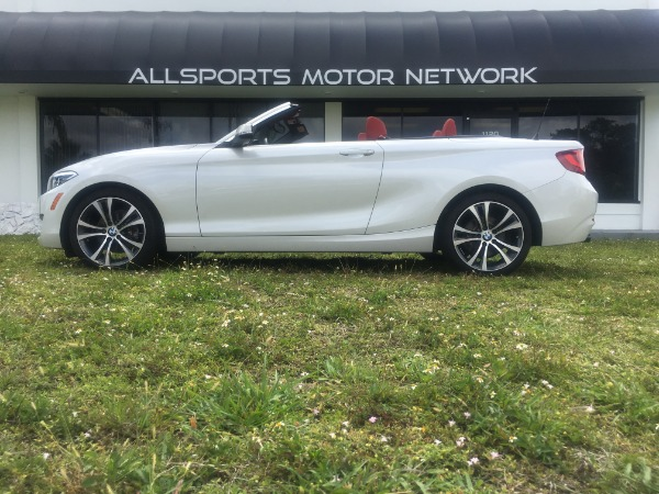 Used 2017 BMW 2 Series Convertible 230i Conv. | Miami, FL n20