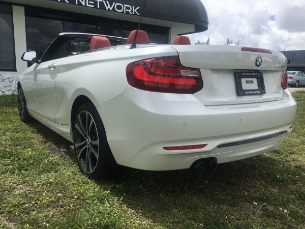 Used 2017 BMW 2 Series Convertible 230i Conv. | Miami, FL n22
