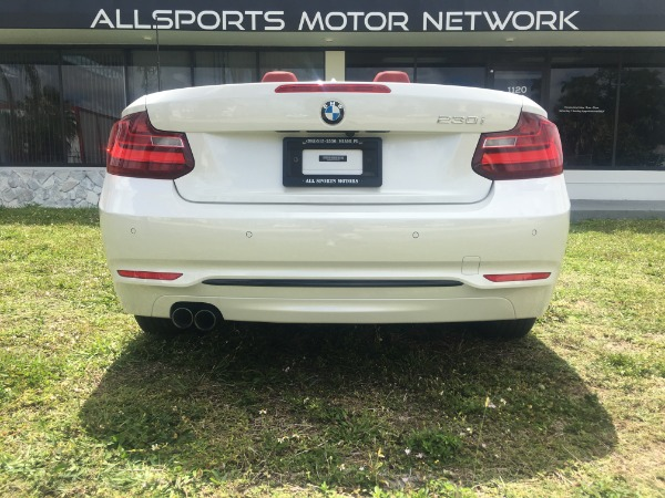 Used 2017 BMW 2 Series Convertible 230i Conv. | Miami, FL n23