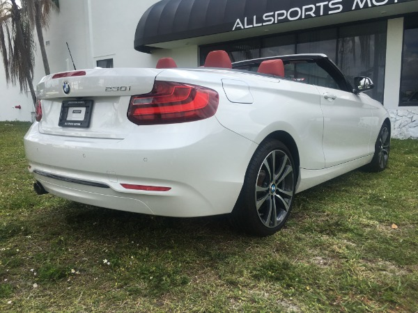 Used 2017 BMW 2 Series Convertible 230i Conv. | Miami, FL n24