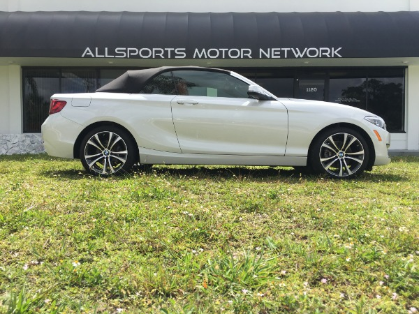 Used 2017 BMW 2 Series Convertible 230i Conv. | Miami, FL n1