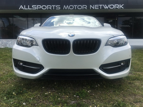 Used 2017 BMW 2 Series Convertible 230i Conv. | Miami, FL n2