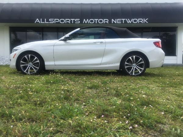 Used 2017 BMW 2 Series Convertible 230i Conv. | Miami, FL n3