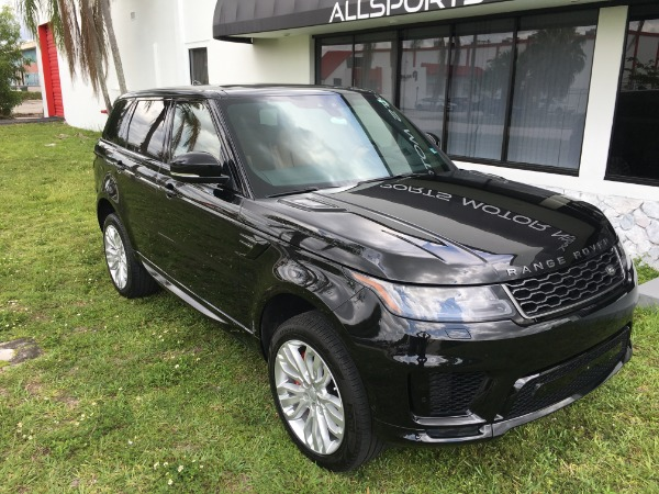 Used 2018 Land Rover Range Rover Sport V8 Supercharged Dynamic | Miami, FL n10