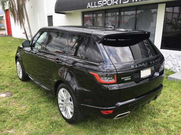 Used 2018 Land Rover Range Rover Sport V8 Supercharged Dynamic | Miami, FL n16