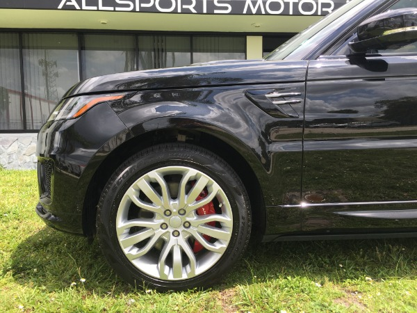 Used 2018 Land Rover Range Rover Sport V8 Supercharged Dynamic | Miami, FL n25