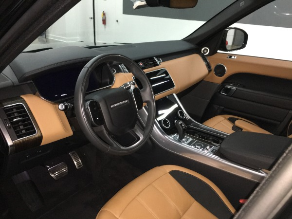 Used 2018 Land Rover Range Rover Sport V8 Supercharged Dynamic | Miami, FL n32