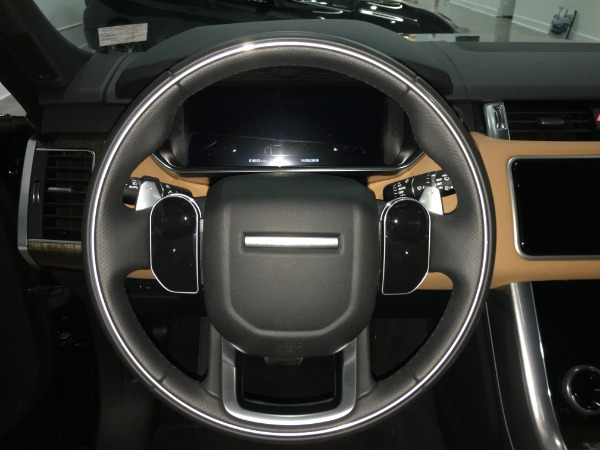 Used 2018 Land Rover Range Rover Sport V8 Supercharged Dynamic | Miami, FL n41