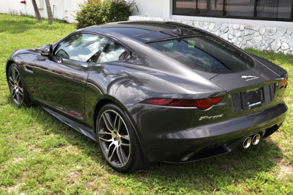 Used 2018 Jaguar F-TYPE R-Dynamic | Miami, FL n10