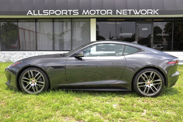 Used 2018 Jaguar F-TYPE R-Dynamic | Miami, FL n14