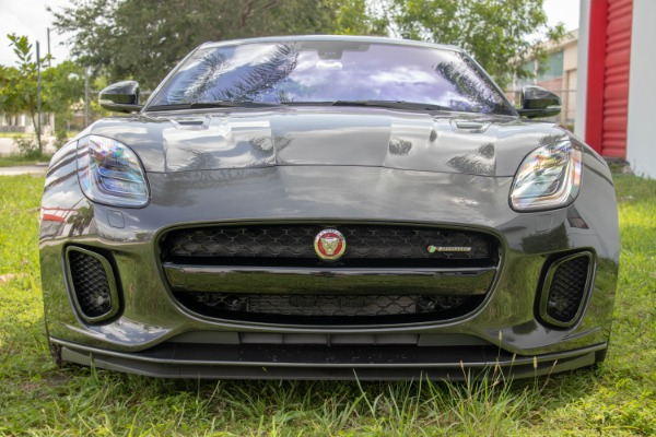 Used 2018 Jaguar F-TYPE R-Dynamic | Miami, FL n2