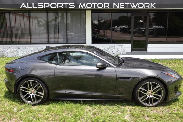 Used 2018 Jaguar F-TYPE R-Dynamic | Miami, FL n4