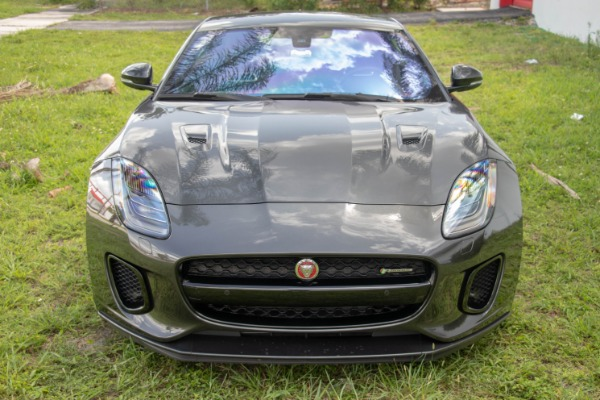 Used 2018 Jaguar F-TYPE R-Dynamic | Miami, FL n5