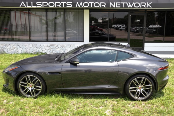 Used 2018 Jaguar F-TYPE R-Dynamic | Miami, FL n6