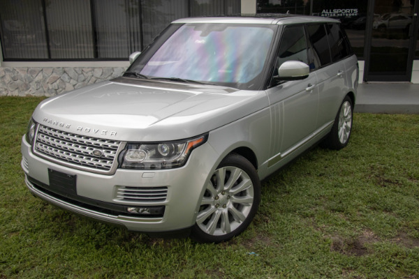 Used 2016 Land Rover Range Rover Supercharged | Miami, FL n12