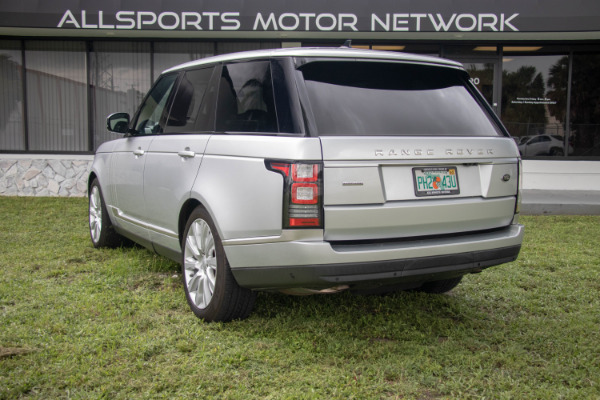 Used 2016 Land Rover Range Rover Supercharged | Miami, FL n13