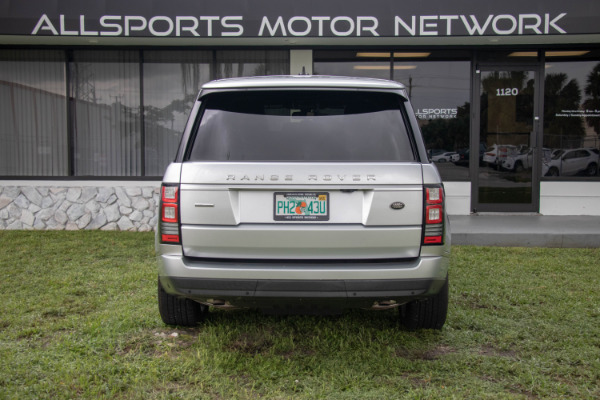 Used 2016 Land Rover Range Rover Supercharged | Miami, FL n14