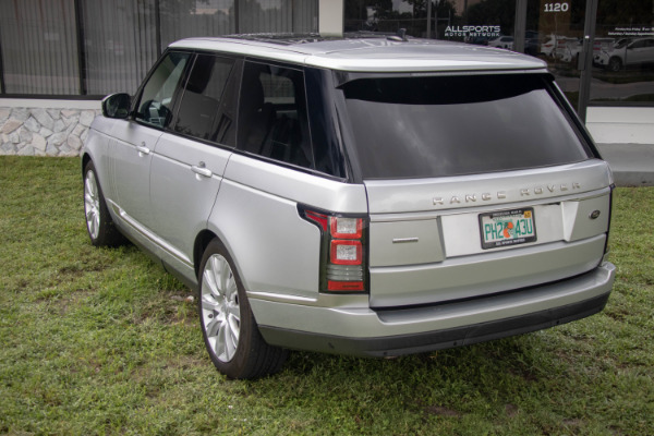 Used 2016 Land Rover Range Rover Supercharged | Miami, FL n15