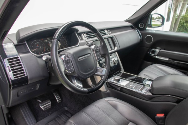 Used 2016 Land Rover Range Rover Supercharged | Miami, FL n23