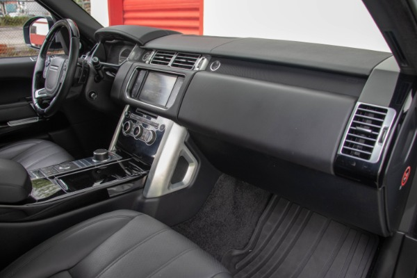 Used 2016 Land Rover Range Rover Supercharged | Miami, FL n26