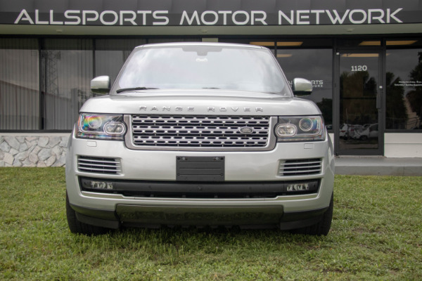 Used 2016 Land Rover Range Rover Supercharged | Miami, FL n2
