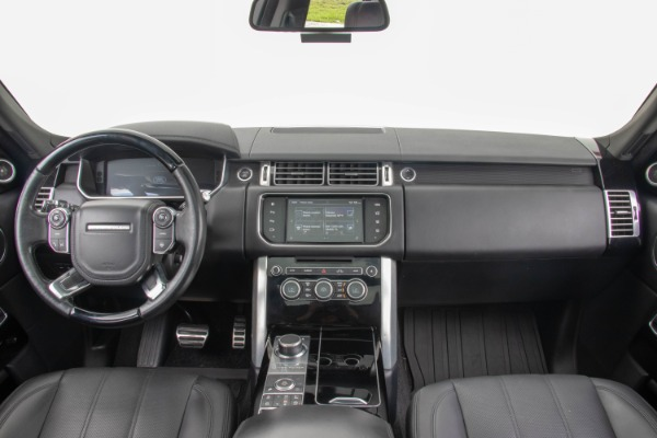 Used 2016 Land Rover Range Rover Supercharged | Miami, FL n40