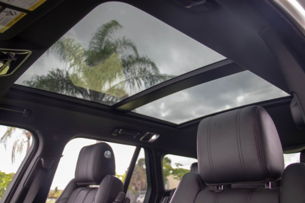 Used 2016 Land Rover Range Rover Supercharged | Miami, FL n42
