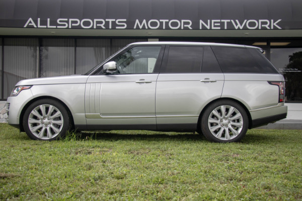 Used 2016 Land Rover Range Rover Supercharged | Miami, FL n3