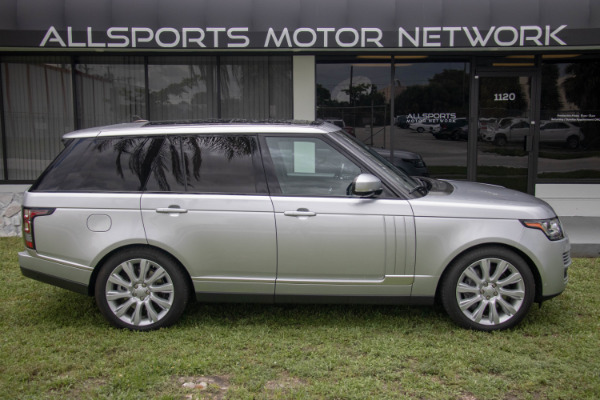 Used 2016 Land Rover Range Rover Supercharged | Miami, FL n4