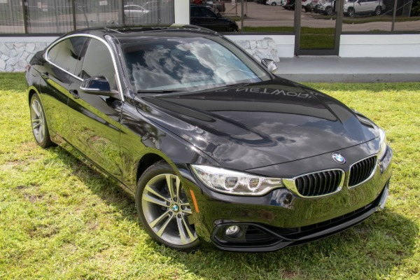 Used 2016 BMW 4 Series 428i Gran Coupe | Miami, FL n10