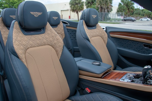 Used 2020 Bentley Continental GT V8 | Miami, FL n37