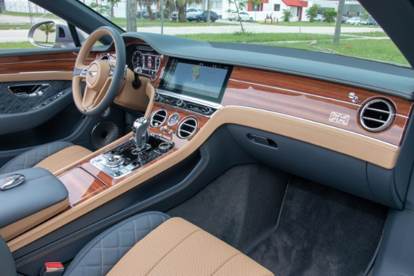 Used 2020 Bentley Continental GT V8 | Miami, FL n38