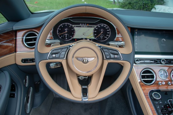 Used 2020 Bentley Continental GT V8 | Miami, FL n52