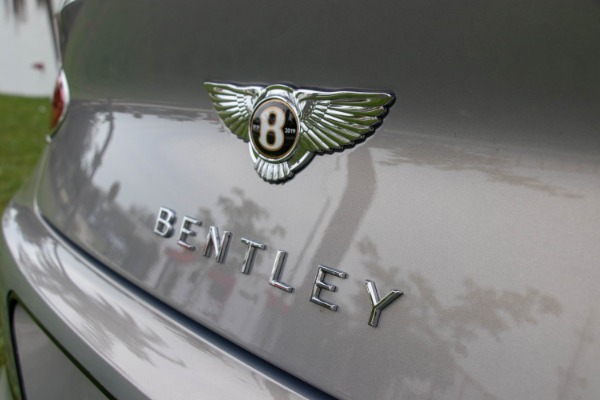 Used 2020 Bentley Continental GT V8 | Miami, FL n68