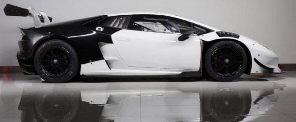 2015 Lamborghini Huracan LP 620 Super Trofeo