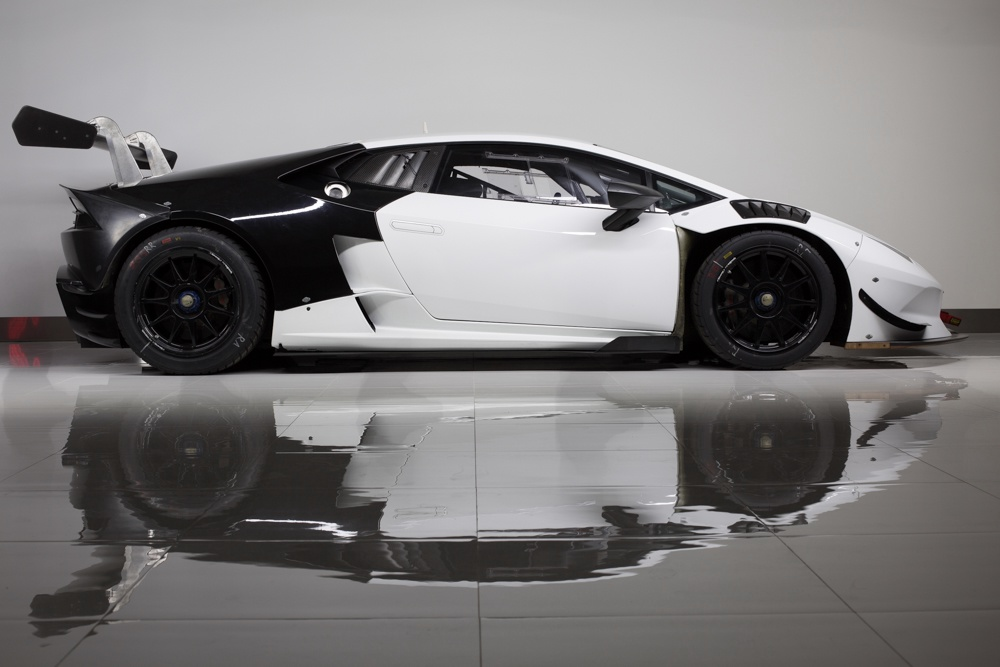 2015 Lamborghini Huracan LP 620 Super Trofeo Race Car For Sale in ...