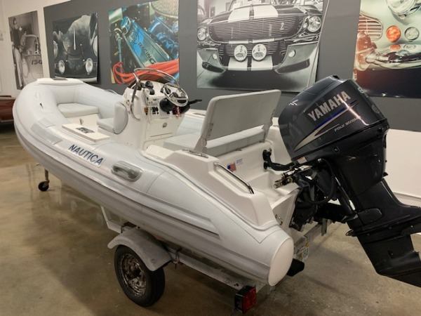 2012 Nautica 13.5 Rigid Inflatable
