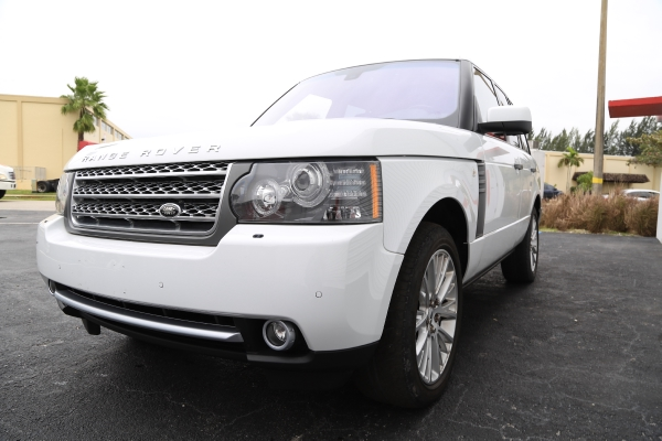 Used 2011 Land Rover Range Rover Supercharged | Miami, FL n12