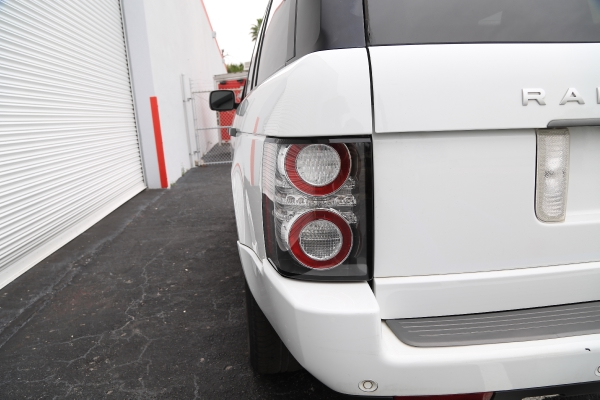 Used 2011 Land Rover Range Rover Supercharged | Miami, FL n25