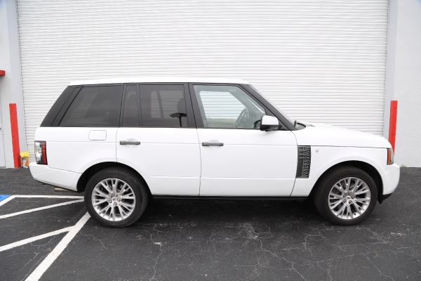 Used 2011 Land Rover Range Rover Supercharged | Miami, FL n1